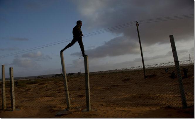 LIBYA-KeepingGuard